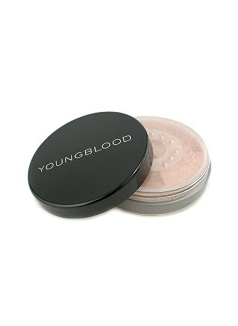 Young Blood Natural Loose Mineral Foundation - Mineral Toz Fondöten Barely İvory 10 gr Ten